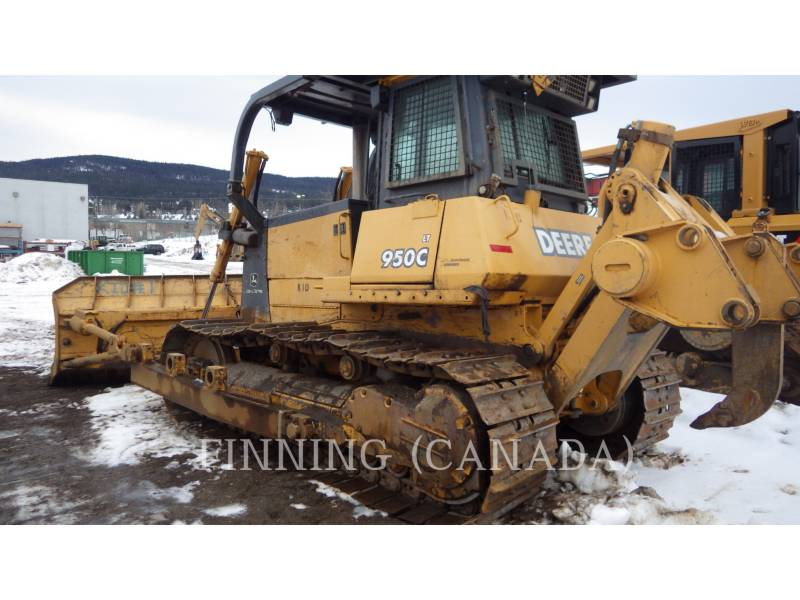 JOHN DEERE KETTENDOZER 950C equipment  photo 4