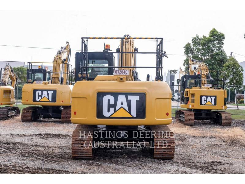 CATERPILLAR TRACK EXCAVATORS 312D equipment  photo 8