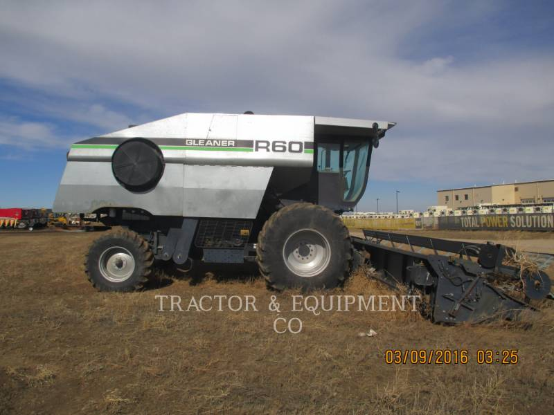 GLEANER COMBINADOS R60 equipment  photo 4