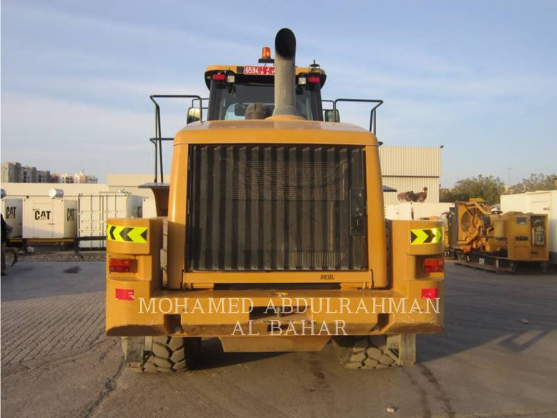 CATERPILLAR WHEEL LOADERS/INTEGRATED TOOLCARRIERS 966  H equipment  photo 4