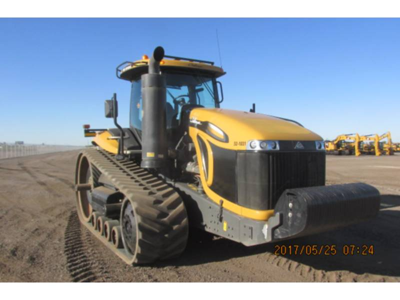 AGCO-CHALLENGER TRATORES AGRÍCOLAS MT845E equipment  photo 1