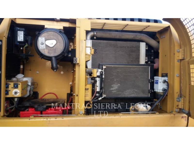 CATERPILLAR EXCAVADORAS DE CADENAS 320 D equipment  photo 5
