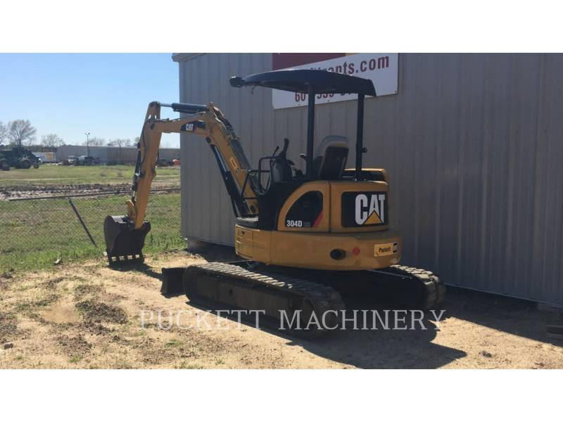 CATERPILLAR ESCAVATORI CINGOLATI 304DCR equipment  photo 2
