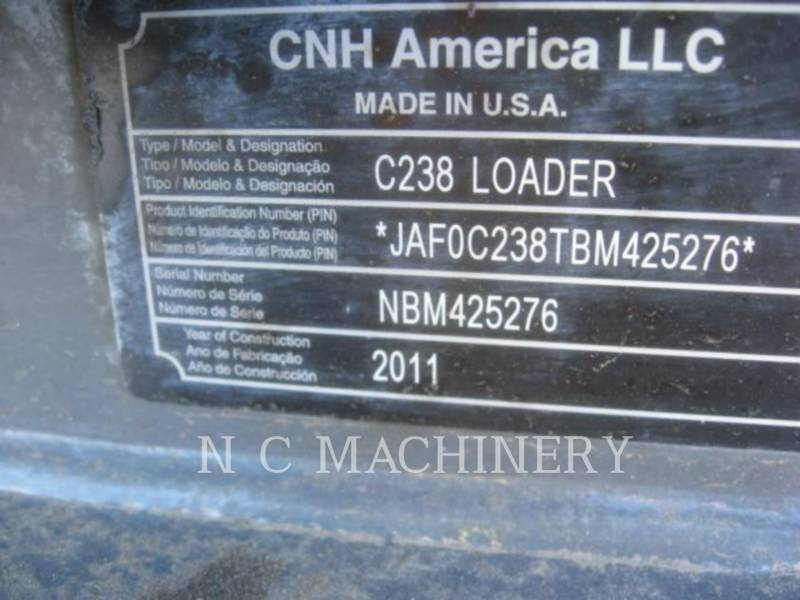 FORD / NEW HOLLAND SKID STEER LOADERS C238 equipment  photo 5