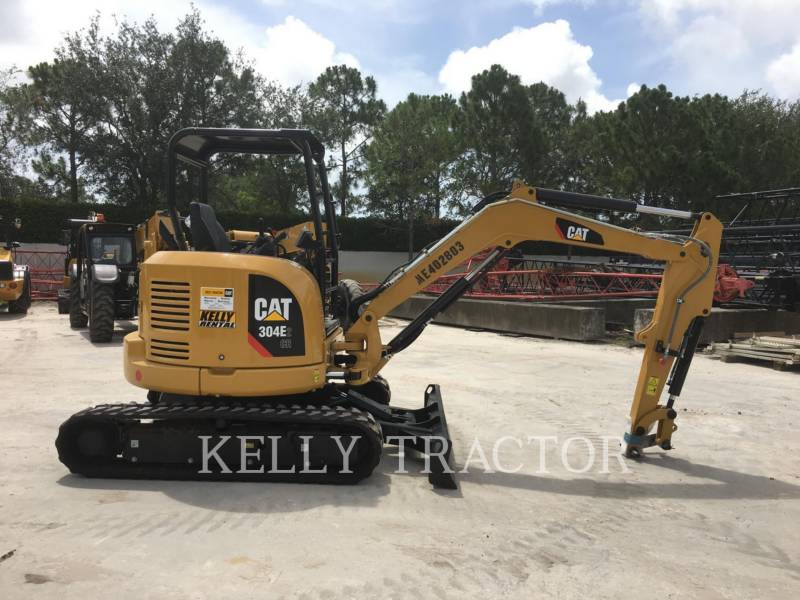 CATERPILLAR EXCAVADORAS DE CADENAS 304E2CR equipment  photo 8