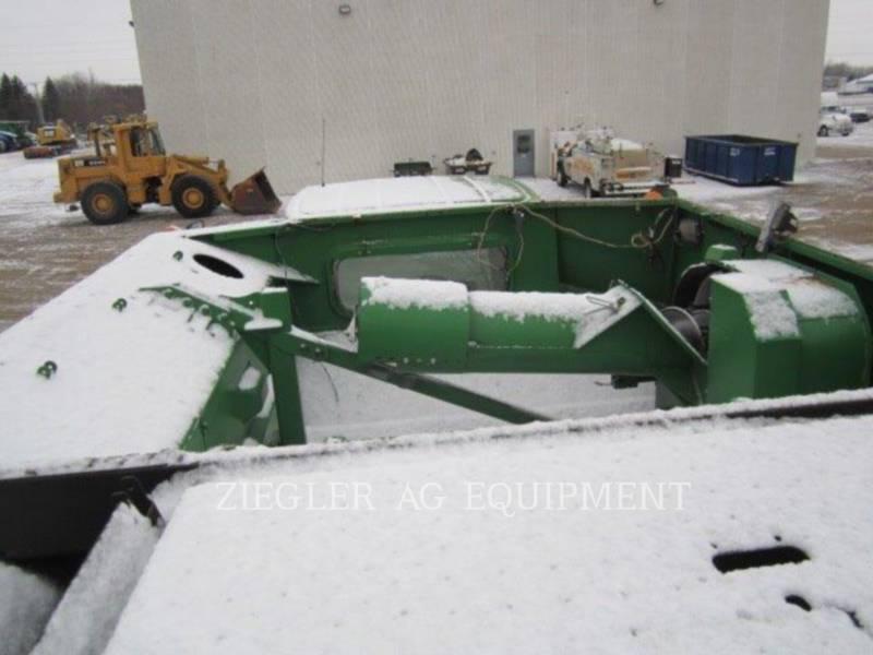 DEERE & CO. COMBINES 9870STS equipment  photo 13