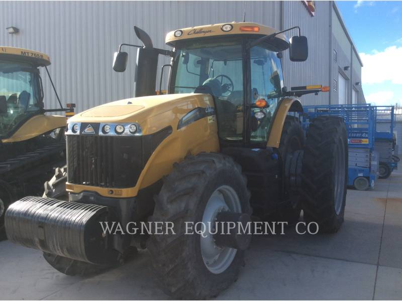 AGCO TRACTORES AGRÍCOLAS MT675D-4C equipment  photo 1