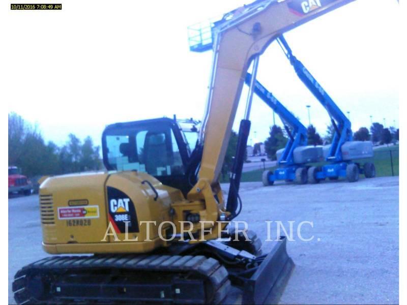 CATERPILLAR EXCAVADORAS DE CADENAS 308E2CR SB equipment  photo 4