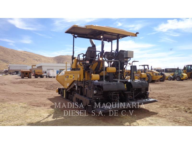 CATERPILLAR PAVIMENTADORES DE ASFALTO AP-655D equipment  photo 4