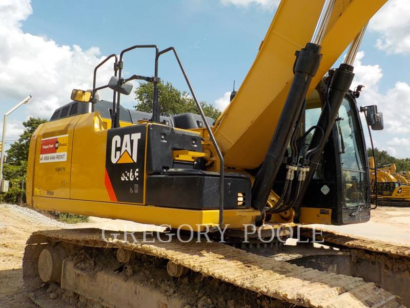 CATERPILLAR PELLES SUR CHAINES 336ELH equipment  photo 5
