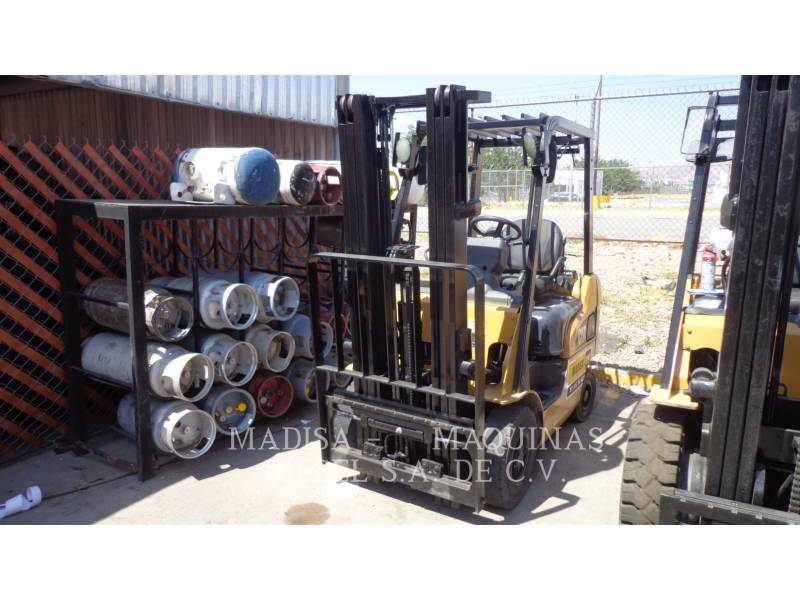CATERPILLAR FORKLIFTS 2P3000 equipment  photo 1
