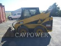 Equipment photo Caterpillar 232B MINIÎNCĂRCĂTOARE RIGIDE MULTIFUNCŢIONALE 1