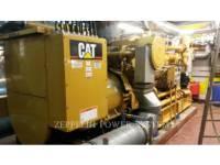 Equipment photo CATERPILLAR G3512 STATIONARY - NATURAL GAS 1