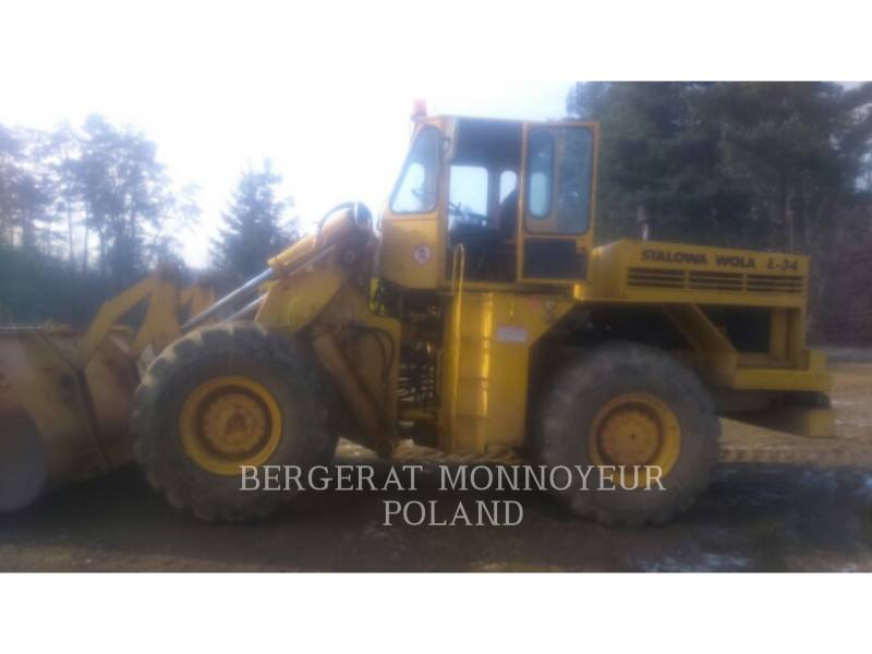 HSW (HUTA STALOWA WOLA) AG TRACTORS Ł34 equipment  photo 5