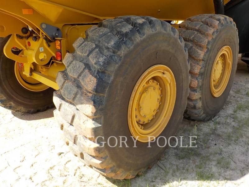 CATERPILLAR CAMIONES ARTICULADOS 730C equipment  photo 23