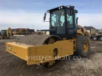 Equipment photo CATERPILLAR CS74B VIBRATORY SINGLE DRUM SMOOTH 1