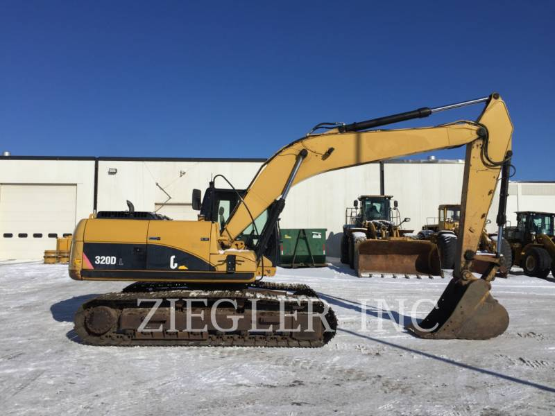 CATERPILLAR KETTEN-HYDRAULIKBAGGER 320DL equipment  photo 7