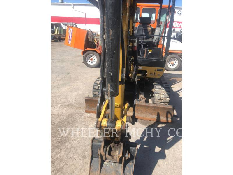 CATERPILLAR TRACK EXCAVATORS 302.7DC1TH equipment  photo 21