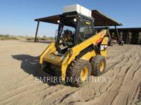 Equipment photo CATERPILLAR 262D MINICARGADORAS 1