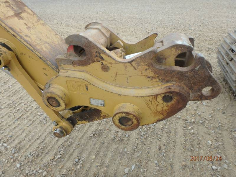 CATERPILLAR TRACK EXCAVATORS 320DLRR equipment  photo 7