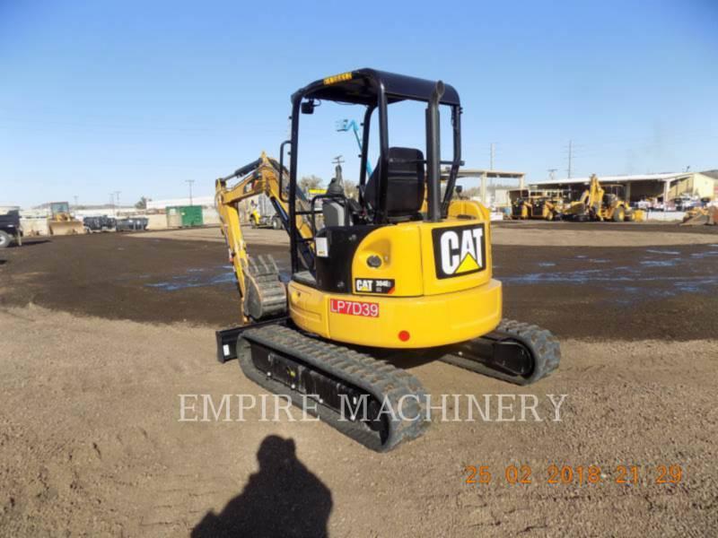 CATERPILLAR PELLES SUR CHAINES 304E2CR equipment  photo 3