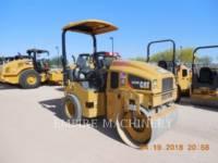 CATERPILLAR COMBINATION ROLLERS CC34B equipment  photo 1