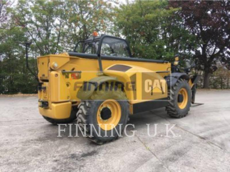CATERPILLAR TELEHANDLER TH417CGC equipment  photo 1