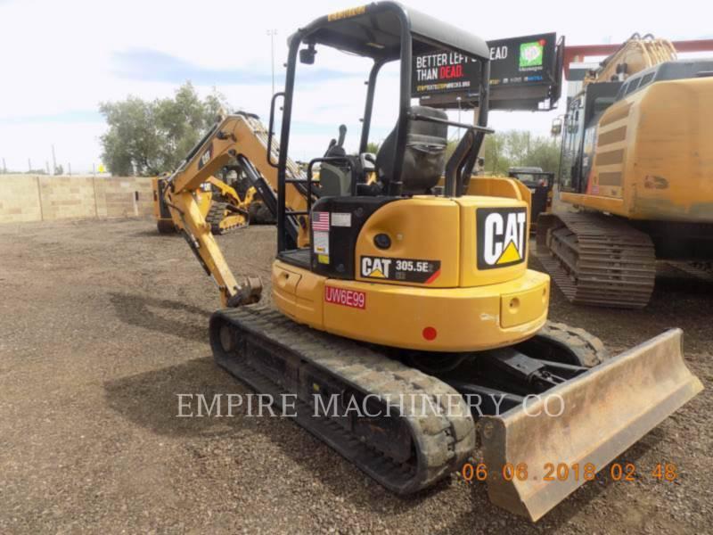 Caterpillar EXCAVATOARE PE ŞENILE 305.5E2CR equipment  photo 3