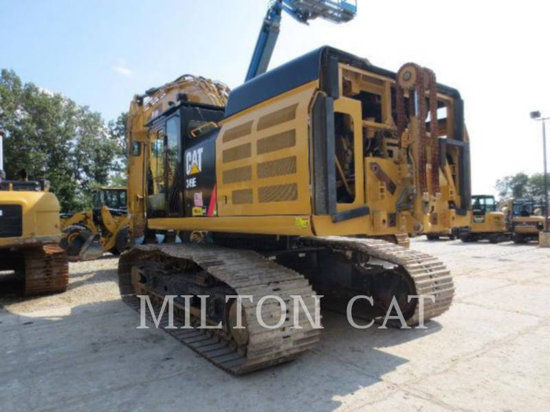 CATERPILLAR PELLES SUR CHAINES 349E equipment  photo 5