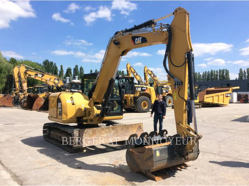 CATERPILLAR KETTEN-HYDRAULIKBAGGER 308ECRSB equipment  photo 1