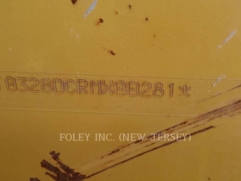 CATERPILLAR TRACK EXCAVATORS 328DLCR equipment  photo 9