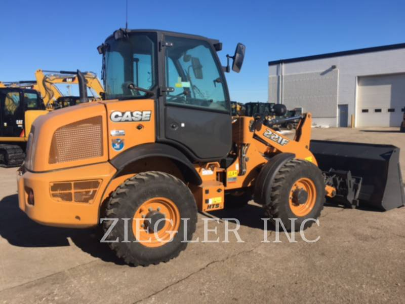 CASE/NEW HOLLAND WHEEL LOADERS/INTEGRATED TOOLCARRIERS 221F equipment  photo 7