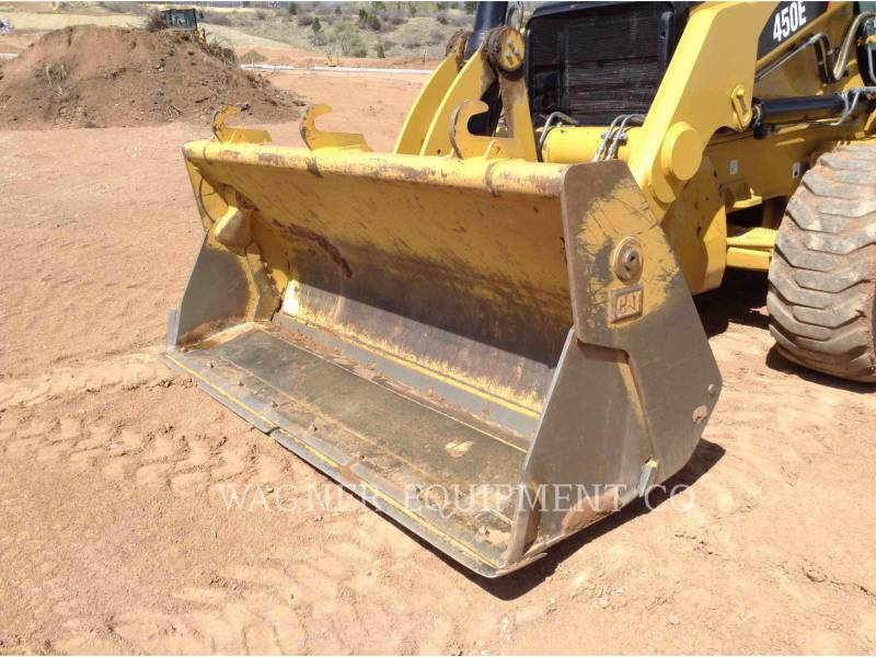 Caterpillar BULDOEXCAVATOARE 450E 4WDE equipment  photo 5