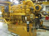 CATERPILLAR STATIONARY GENERATOR SETS 3516C-HD equipment  photo 2