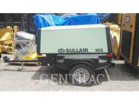 Equipment photo SULLAIR 185CA COMPRESSOR DE AR 1