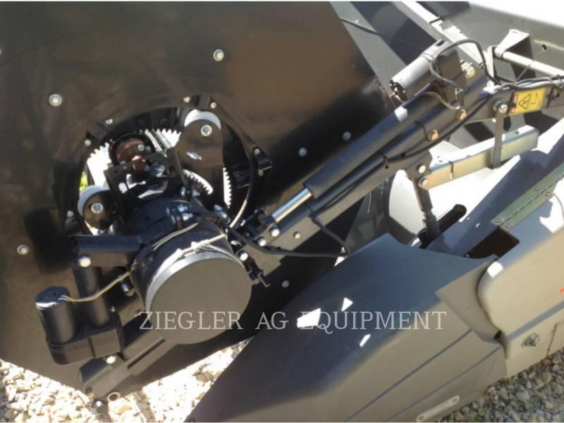 GLEANER HEADERS 8200-30 equipment  photo 8