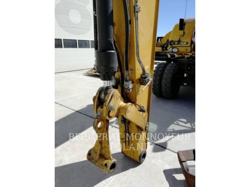 CATERPILLAR PELLES SUR PNEUS M318D equipment  photo 7