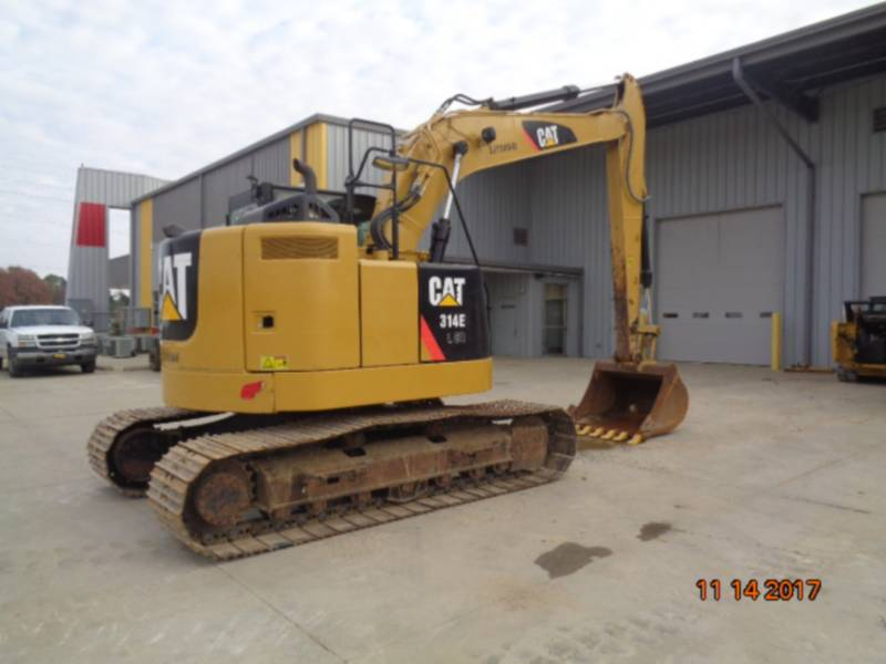 CATERPILLAR PELLES SUR CHAINES 314ELCR equipment  photo 5