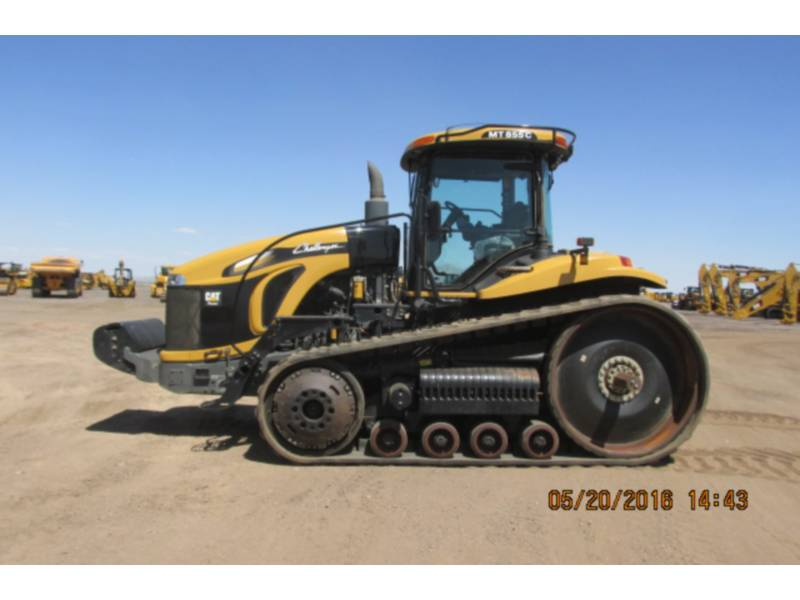AGCO-CHALLENGER С/Х ТРАКТОРЫ MT855C equipment  photo 6