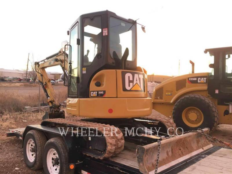 CATERPILLAR PELLES SUR CHAINES 304E2 C3P equipment  photo 2