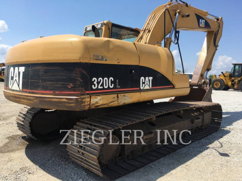 CATERPILLAR トラック油圧ショベル 320CL equipment  photo 2