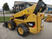 CATERPILLAR SKID STEER LOADERS 252B3STD2O equipment  photo 3