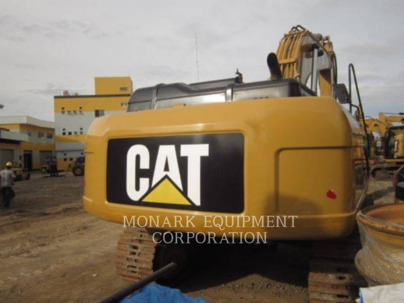 CATERPILLAR TRACK EXCAVATORS 329D2 equipment  photo 3