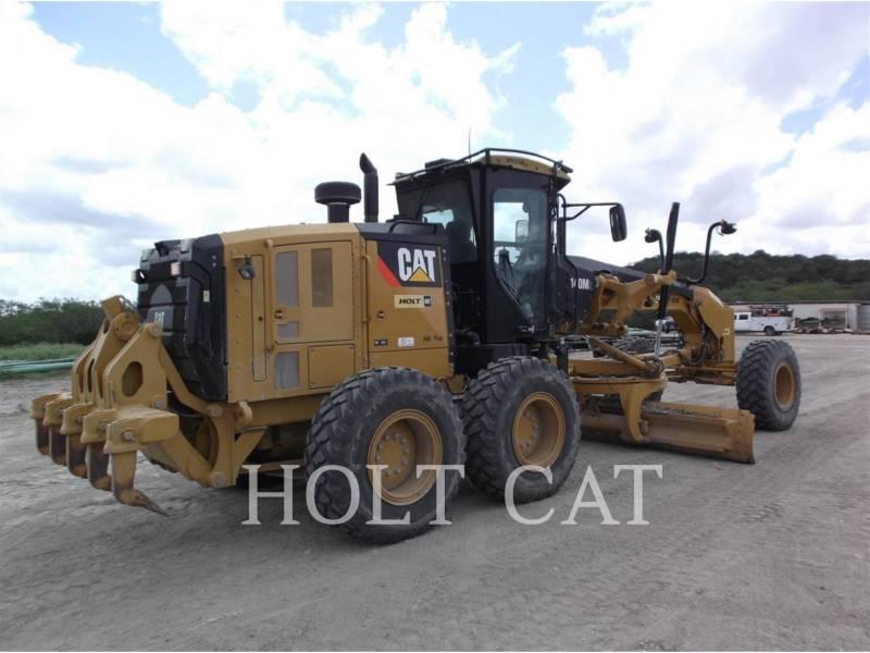 CATERPILLAR MOTONIVELADORAS 140M2 equipment  photo 4