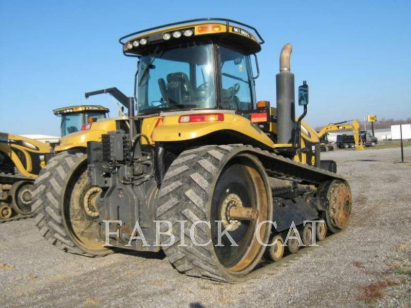AGCO AG TRACTORS MT865C equipment  photo 2