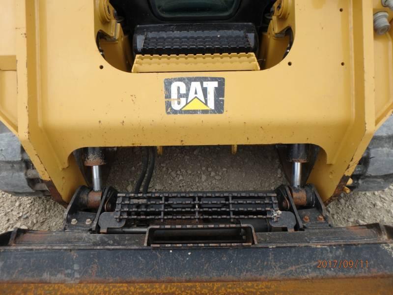 CATERPILLAR CARGADORES MULTITERRENO 289D equipment  photo 19