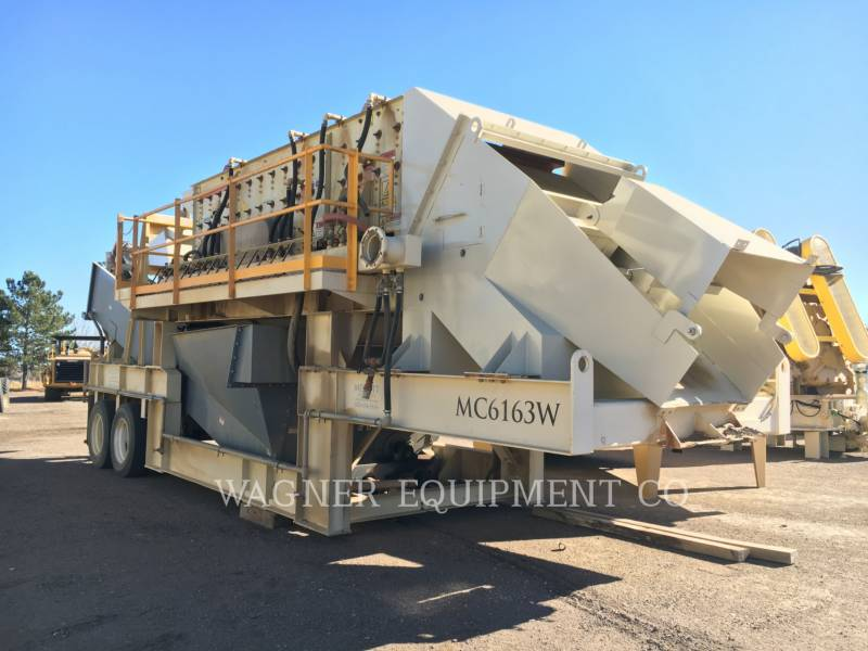 MISCELLANEOUS MFGRS CONCASSEURS MC6163W equipment  photo 2