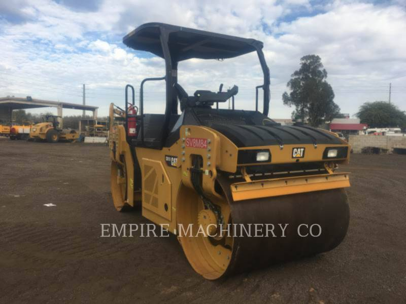 CATERPILLAR TANDEMOWY WALEC WIBRACYJNY DO ASFALTU (STAL-STAL) CB10 equipment  photo 1