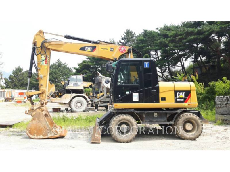 CATERPILLAR PELLES SUR PNEUS M315D2 equipment  photo 7