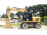 CATERPILLAR EXCAVADORAS DE RUEDAS M315D2 equipment  photo 7